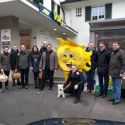 Standaktion Meilen für die Kantonsratswahlen 2019